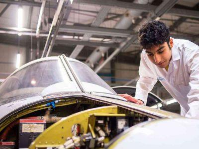Bachelors in Aerospace engineering